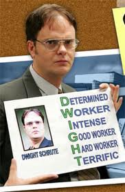 Picture of Dwight Schrute