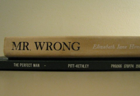 Mr. Wrong Book