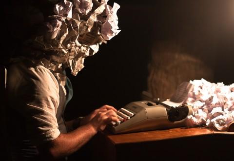 Overwhelmed Writer