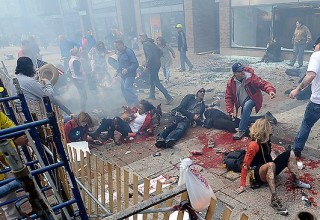 Boston Bombings Photo